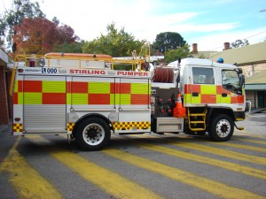 Stirling Pumper