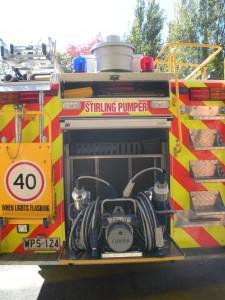 Hydraulics Locker